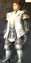Officer's Armor (Kessen III)