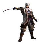 Kenshin Uesugi Render (SP - NATS)