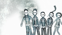 Misfits Intro Cartoon Gang (Series 3)