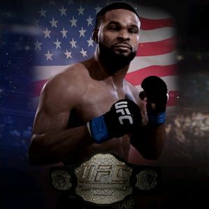 Image result for tyron woodley ufc