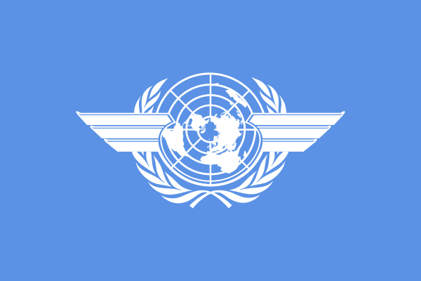 File:Flag of ICAO.png