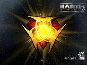 Earth 2160 UCS logo