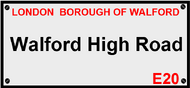 Walford High Road, Walford