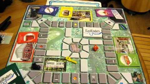 Eastenders (the board game)