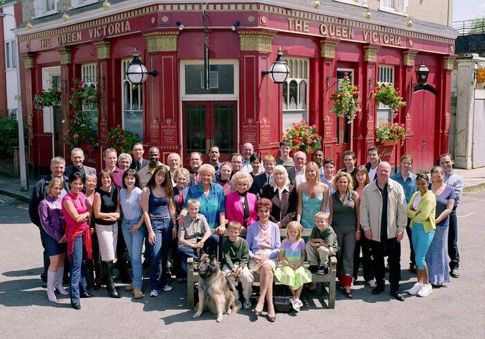 EastEnders Cast (2000)