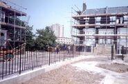 EastEnders Set Build 3
