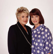 Sharon Watts and Michelle Fowler 3