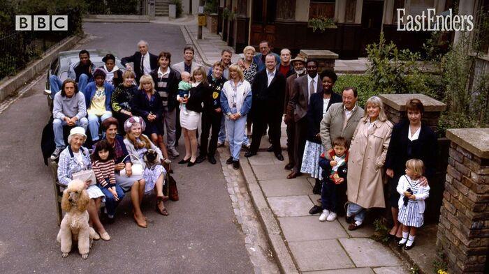 EastEnders Cast (1989)