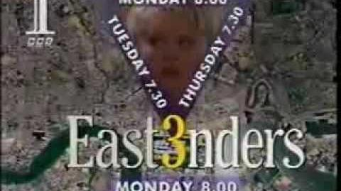 EastEnders third episode trailer 1994