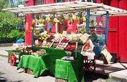 Bridge Street Market Fruit Stall