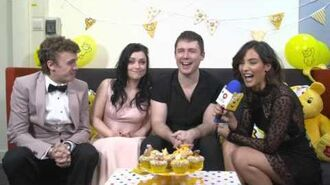 Frankie Bridge Interviews the Cast of Eastenders - Part Two-0