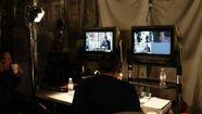 Daniel Coonan's first week on EastEnders! 7