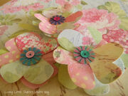 Lovely and Easy Paper Flowers w