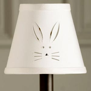 Bunny-lampshades