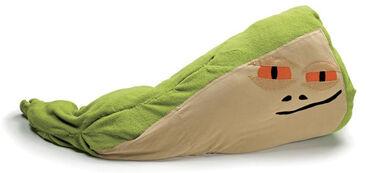 Jabba Pillow BG
