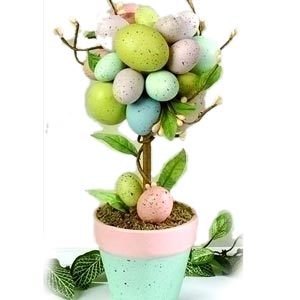 Easter-egg-topiary