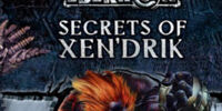 Secrets of Xen'drik (book)