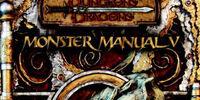 Monster Manual V