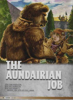 Dungeon Magazine 147-8