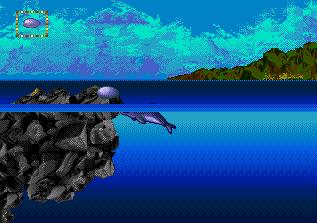 Turtle islands screen