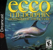 Ecco dreamcast cover