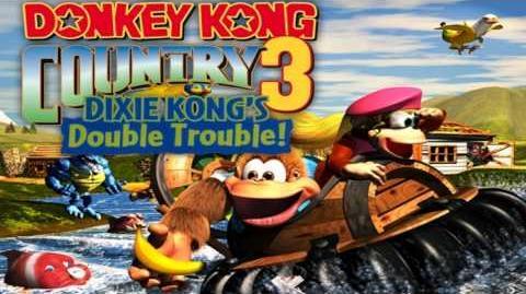 Let's Listen DKC 3 - Rockface Rumble, Kong-Fused Cliffs (Extended)-0
