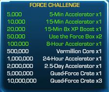 Force Challenge 9