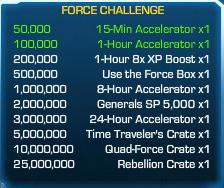 Force Challenge 18