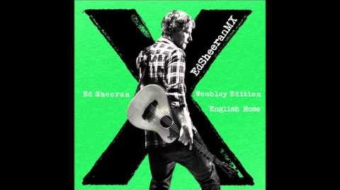 English Rose - Ed Sheeran (Official)