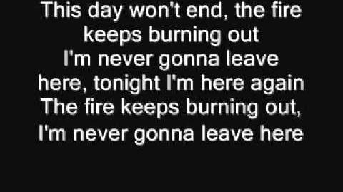 Ed sheeran last night lyrics