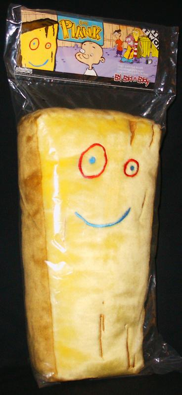 Image - Plank Plush.jpg | Ed, Edd n Eddy | Fandom powered ...