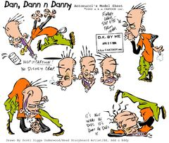 Danny Antonucci cartoon