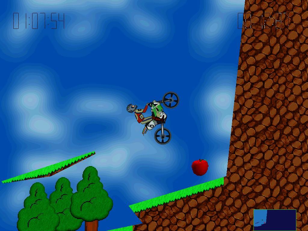 Elasto Mania The Game Screenshot From Elasto Mania