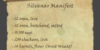 Silvenar Manifest