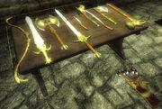 Elven Weapons