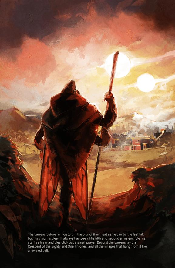 The Prophet of Landfall 2