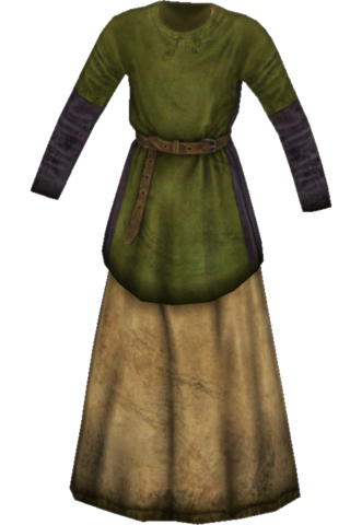 File:Girl's Green Dress.png