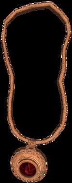 Copper Amulet Oblivion