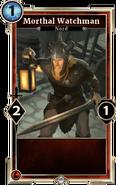Morthal Watchman (Legends)