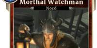 Morthal Watchman