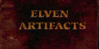 Elven Artifacts