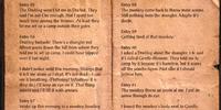 Thozor's Diary