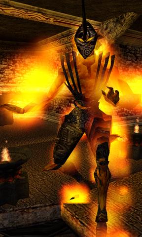File:Flame Atronach (Morrowind).png