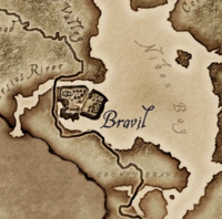 TESIV Map Bravil