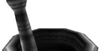 Grandmaster's Mortar and Pestle
