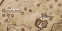 Malacath's Shrine MapLocation