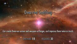 Dwarvensmithing