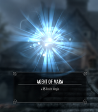 TESV Agent of Mara