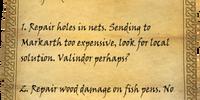 Things to Do (Skyrim)