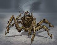 Dwarven Spider 2